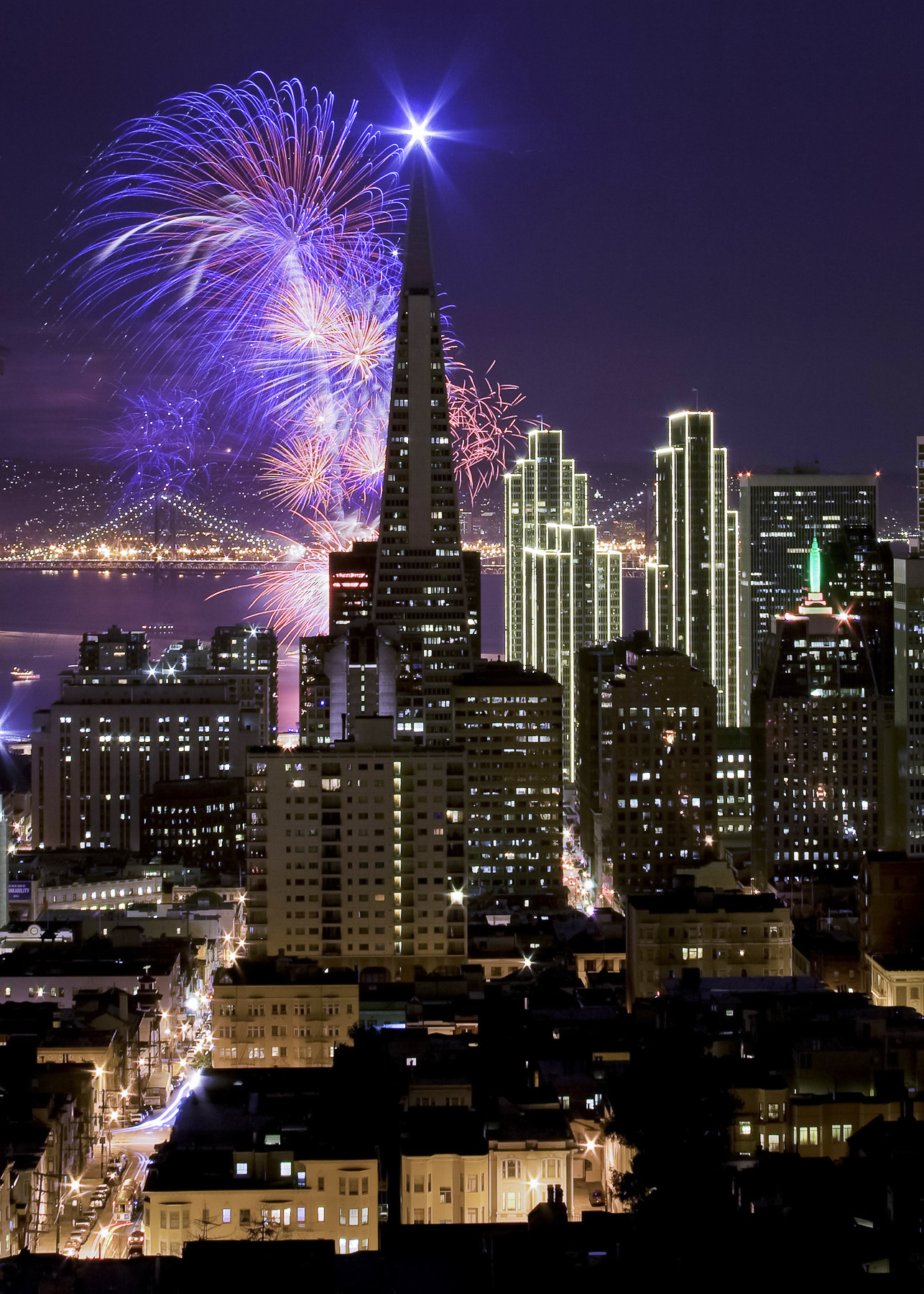 happy new year from san francisco