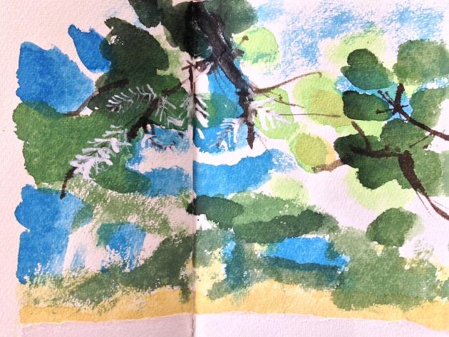 trees across the creek-2